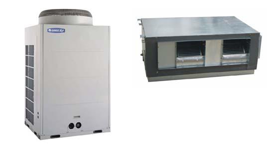 力B系列模塊化風管機空調機組介紹